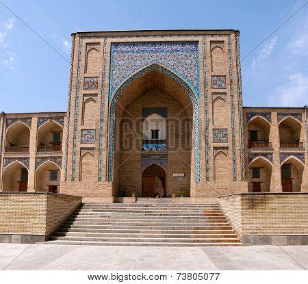 Madrassah Kukeldash - Tashkent - Uzbekistan
