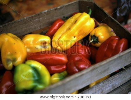pepper crate