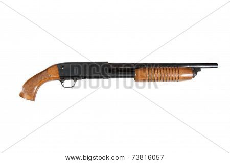 Criminal Sawn-off Shotgun