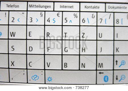 Handy-Tastatur