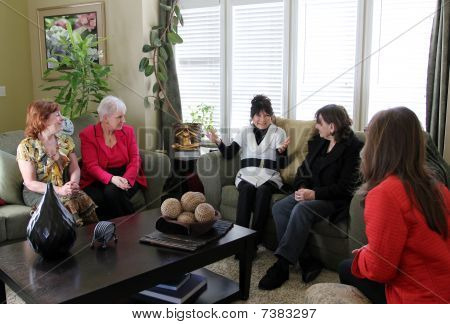 Women At Home Meeting