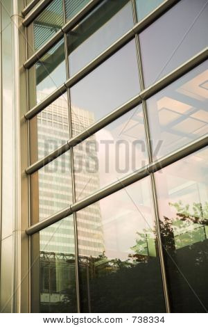 Corporate Architecture Detail- Window