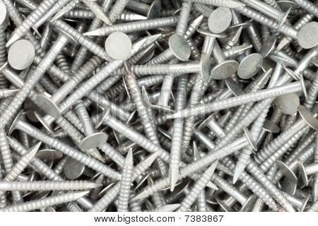 Nails Background Texture