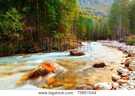 Triglavska Bistrica Creek