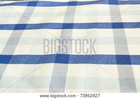 Closeup texture of standard thai style loincloth