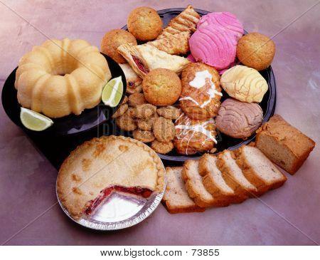 Supermarkt-Bäckerei