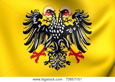 Flag Of Holy Roman Empire (1400-1806)