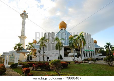 Mosque, Architecture, Malaysia, Landmark, Building, Muslim, Islam, traditional, dome, King, Sultan,