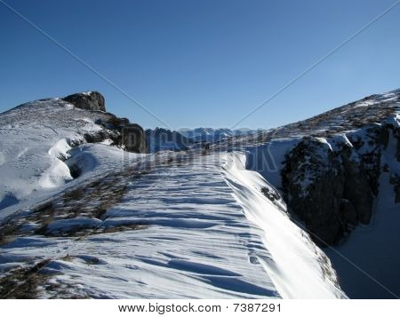 The Main Caucasian Ridge