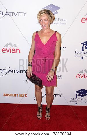 LOS ANGELES - OCT 14:  Victoria Lord at the Fulfillment Fund Stars Benefit Gala 2014 at Beverly Hilton Hotel on October 14, 2014 in Beverly Hills, CA