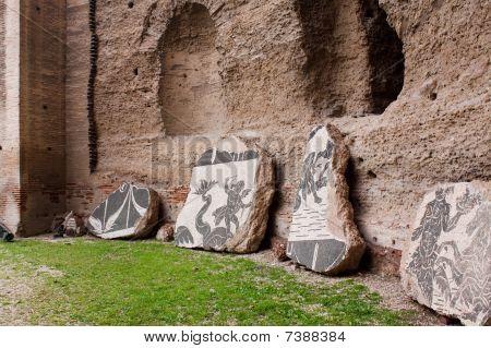 Mosaico de Caracalla