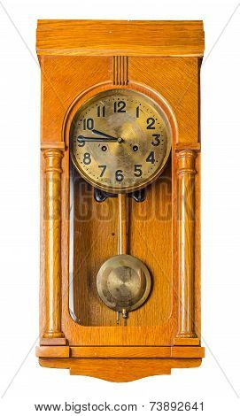 Wall Pendulum Clock