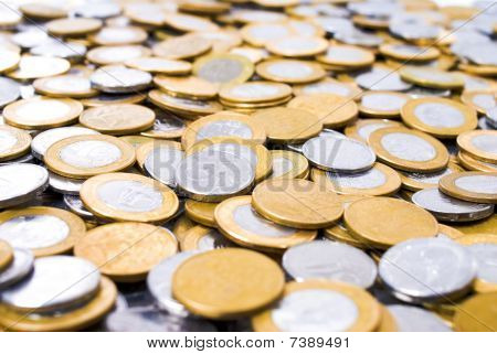 Background Coins