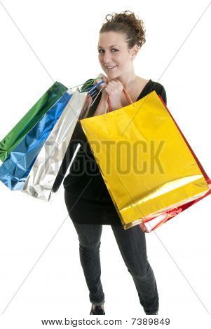 On A Shopping Spree