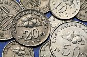 image of ringgit  - Coins of Malaysia - JPG