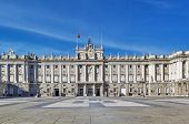 Постер, плакат: Royal Palace Of Madrid
