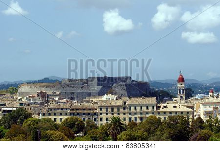 City of Corfu