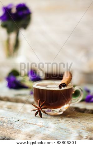 Spring Time Coffee