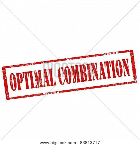Optimal Combination-stamp