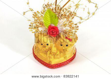 Souvenir Wedding or or Valentine's Day.