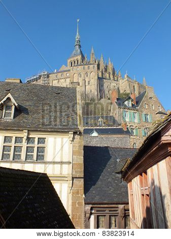 Monastery of Mont Saint Michel