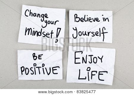 Motivational Inspirational Positive Quotes Phrases