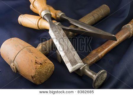 Schreinerei tools