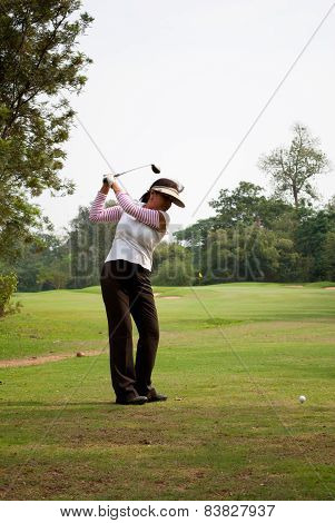 Golfer
