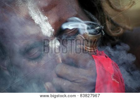 Smoke of devotion