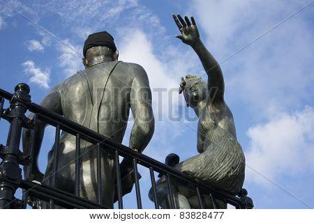 Sculpture Named