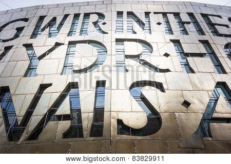 Wales Millenium Centre, Cardiff