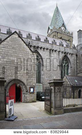 Collegiate Church of St. Nicholas in Galway