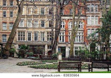 London, Postman's Park