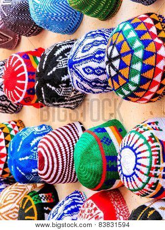 Colorful Souvenirs Of Morocco