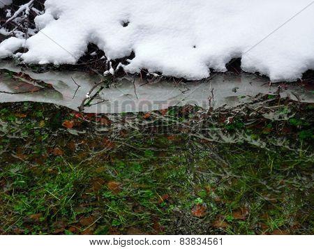 Winter Waters Edge