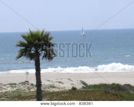 Mandalay Beach of Oxnard, California