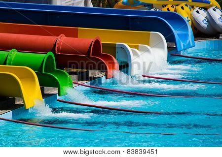 slides water park