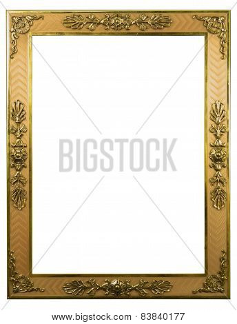 Gilded Photograph Frame.