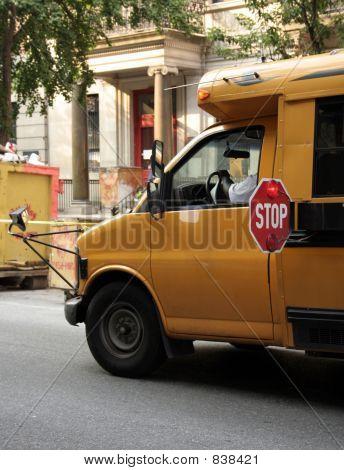 NY School Bus