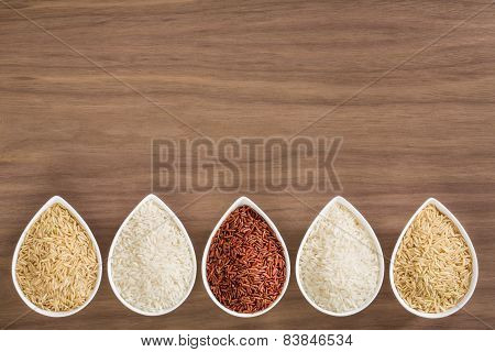 Rice Border
