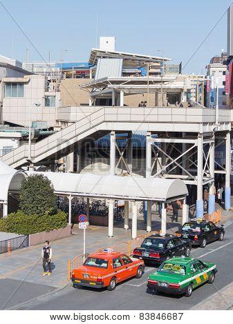 Multi-level Street
