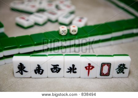 Chinese Game Mahjong Titles