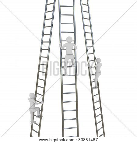 Ladder Rivalry