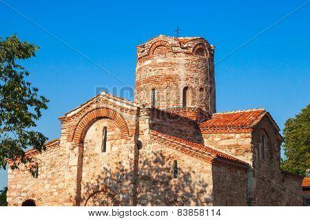 Church Of St. John The Baptist In Old Nessebar, Bulgaria