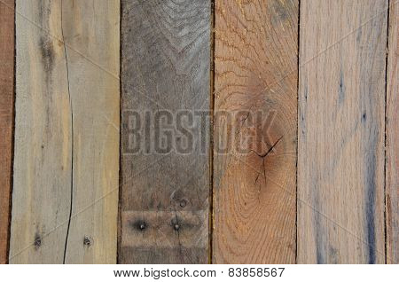Light pallet wood