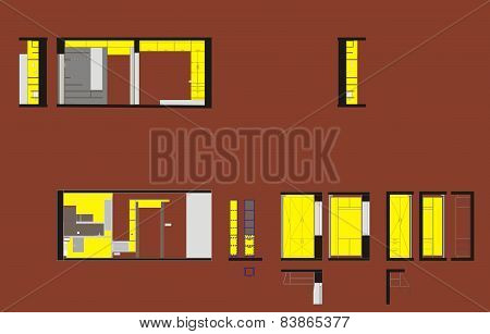Drawing Room Walls