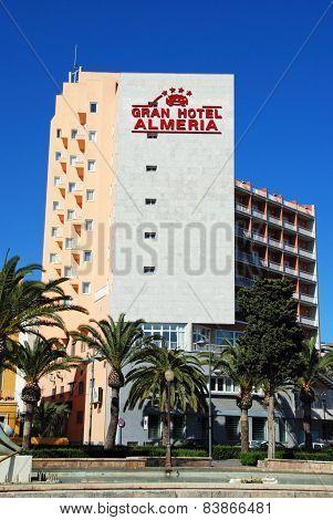 Gran Hotel Almeria.