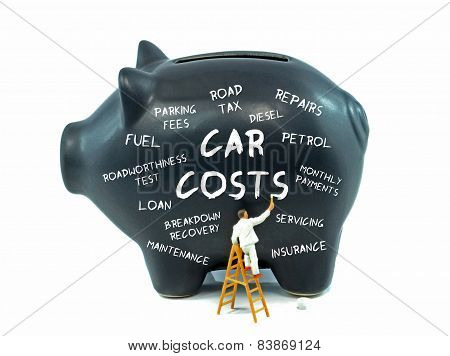 The Costs of Owning a Car