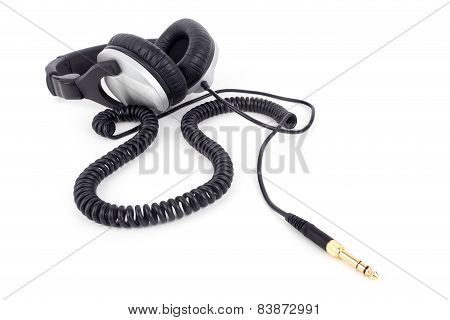 Headphones With Long Cable