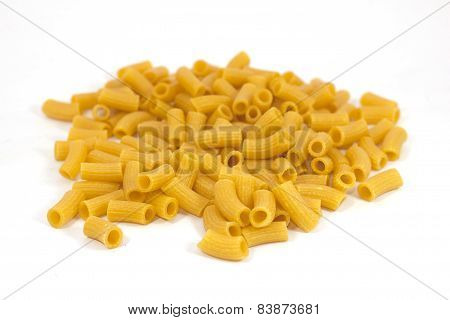 Macaroni with egg,